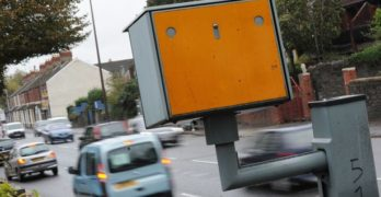 Most Profitable Speed Camera in Britain?